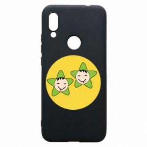 Xiaomi Redmi 7 Case Baby Twins