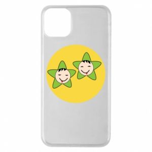 iPhone 11 Pro Max Case Baby Twins