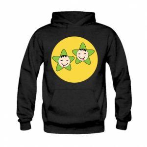 Kid's hoodie Baby Twins