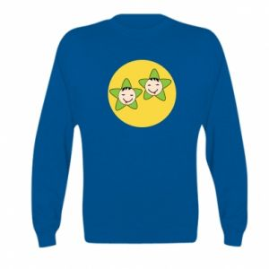 Kid's sweatshirt Baby Twins