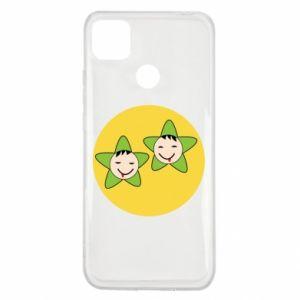 Xiaomi Redmi 9c Case Baby Twins