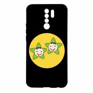 Etui na Xiaomi Redmi 9 Niemowlęta Twins