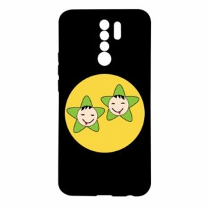 Xiaomi Redmi 9 Case Baby Twins