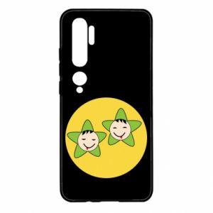 Xiaomi Mi Note 10 Case Baby Twins
