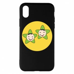 iPhone X/Xs Case Baby Twins