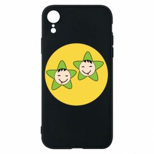 iPhone XR Case Baby Twins
