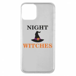 Etui na iPhone 11 Night witches