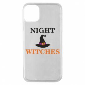 Etui na iPhone 11 Pro Night witches