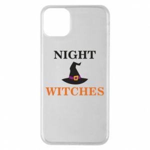 Etui na iPhone 11 Pro Max Night witches