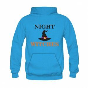 Bluza z kapturem dziecięca Night witches