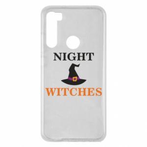 Etui na Xiaomi Redmi Note 8 Night witches