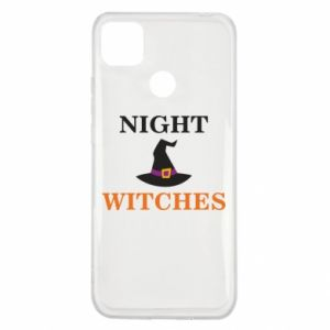 Etui na Xiaomi Redmi 9c Night witches