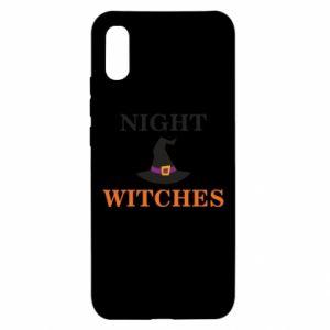 Etui na Xiaomi Redmi 9a Night witches