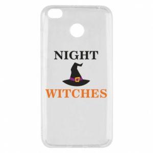 Etui na Xiaomi Redmi 4X Night witches
