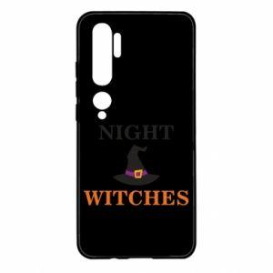 Etui na Xiaomi Mi Note 10 Night witches