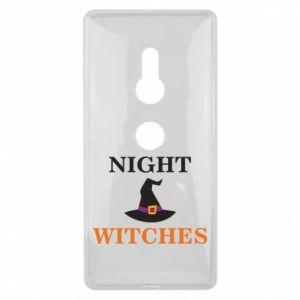 Etui na Sony Xperia XZ2 Night witches