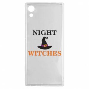 Etui na Sony Xperia XA1 Night witches