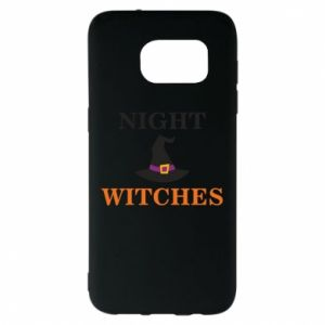 Etui na Samsung S7 EDGE Night witches