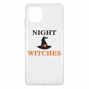 Etui na Samsung Note 10 Lite Night witches