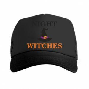 Czapka trucker Night witches