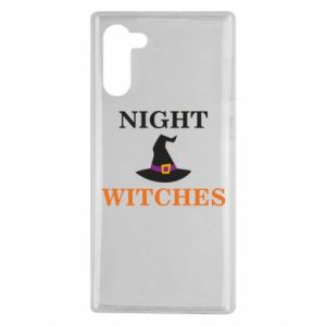 Etui na Samsung Note 10 Night witches