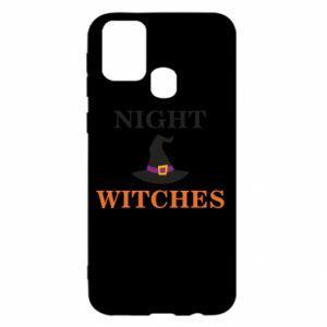Etui na Samsung M31 Night witches