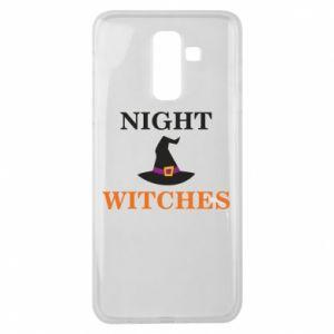 Etui na Samsung J8 2018 Night witches