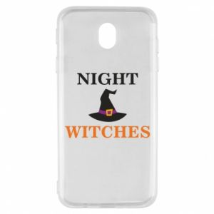 Etui na Samsung J7 2017 Night witches