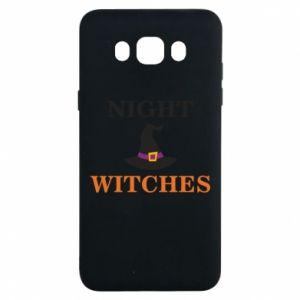 Etui na Samsung J7 2016 Night witches