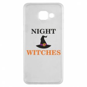 Etui na Samsung A3 2016 Night witches
