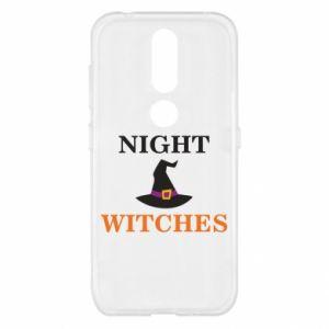 Etui na Nokia 4.2 Night witches