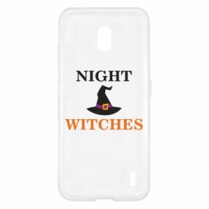 Etui na Nokia 2.2 Night witches