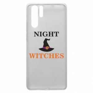 Etui na Huawei P30 Pro Night witches