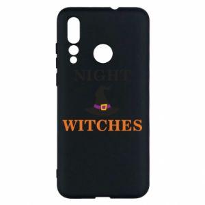 Etui na Huawei Nova 4 Night witches