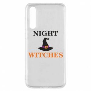 Etui na Huawei P20 Pro Night witches
