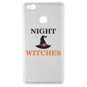 Etui na Huawei P9 Lite Night witches