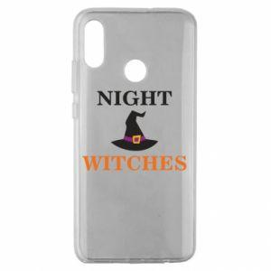 Etui na Huawei Honor 10 Lite Night witches