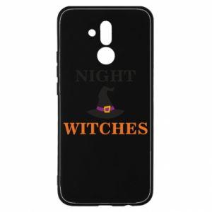 Etui na Huawei Mate 20 Lite Night witches