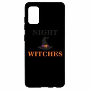 Etui na Samsung A41 Night witches