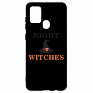 Etui na Samsung A21s Night witches