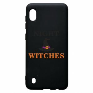 Etui na Samsung A10 Night witches