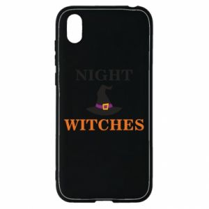 Etui na Huawei Y5 2019 Night witches
