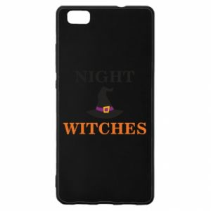 Etui na Huawei P 8 Lite Night witches