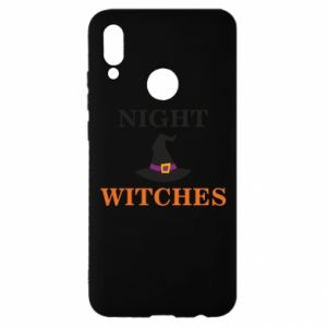 Etui na Huawei P Smart 2019 Night witches