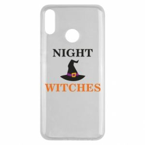 Etui na Huawei Y9 2019 Night witches