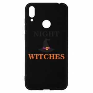 Etui na Huawei Y7 2019 Night witches