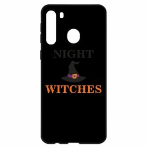 Etui na Samsung A21 Night witches