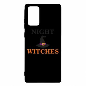 Etui na Samsung Note 20 Night witches