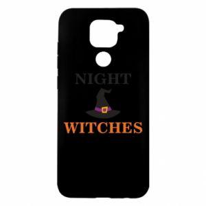 Etui na Xiaomi Redmi Note 9/Redmi 10X Night witches
