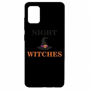 Etui na Samsung A51 Night witches